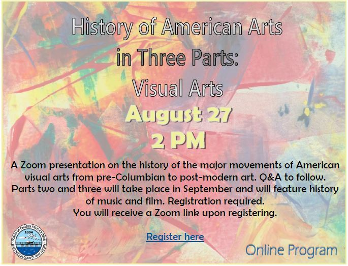 History of Art August 27