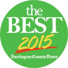 The Best 2015, Burlington County Times