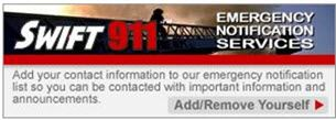 Swift911 Emergency Notification Services