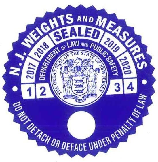 Weights & Measures Seal
