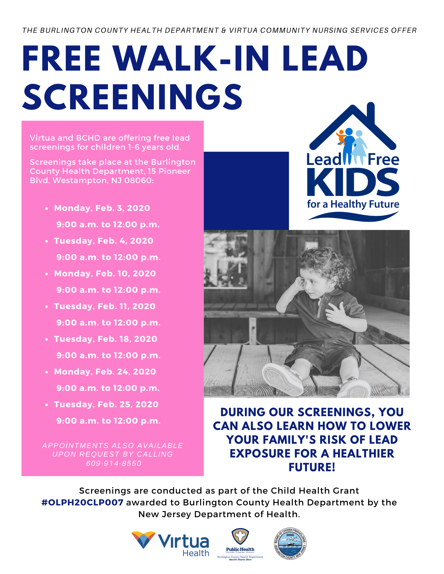 October Lead and Community Screenings Opens in new window