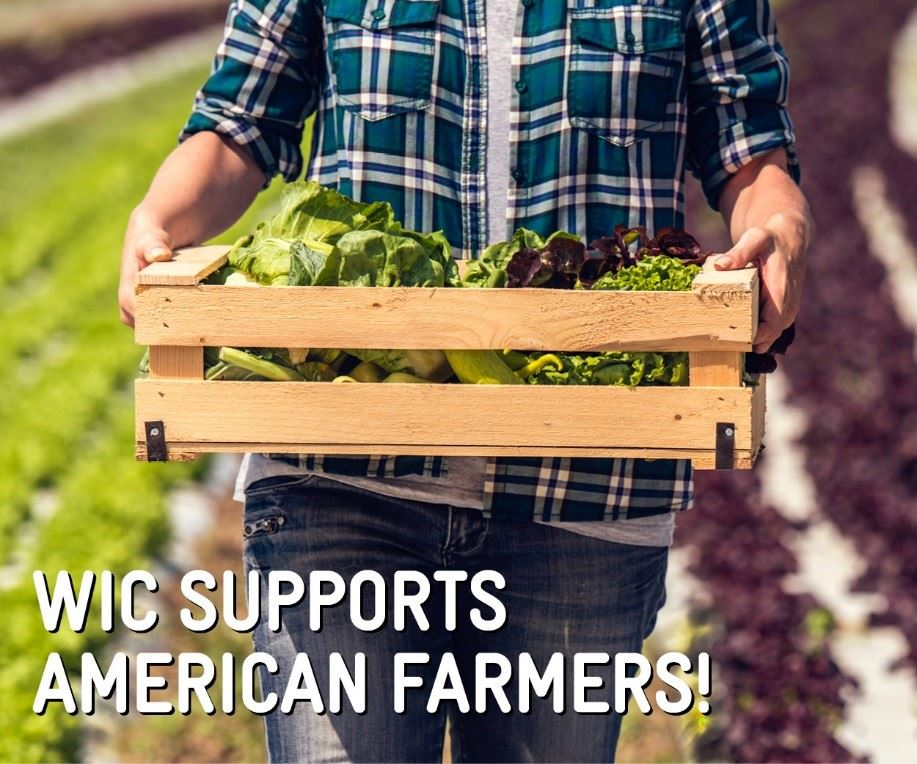 WIC Supports Farmers