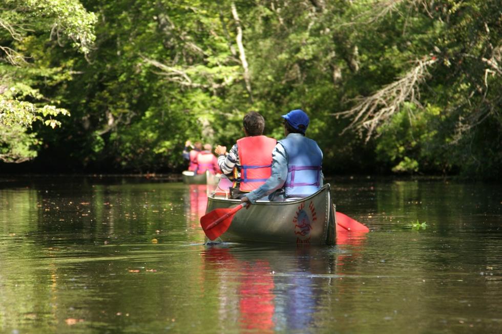 Rancocas Creek Canoe Trail | Burlington County, NJ - Official Website