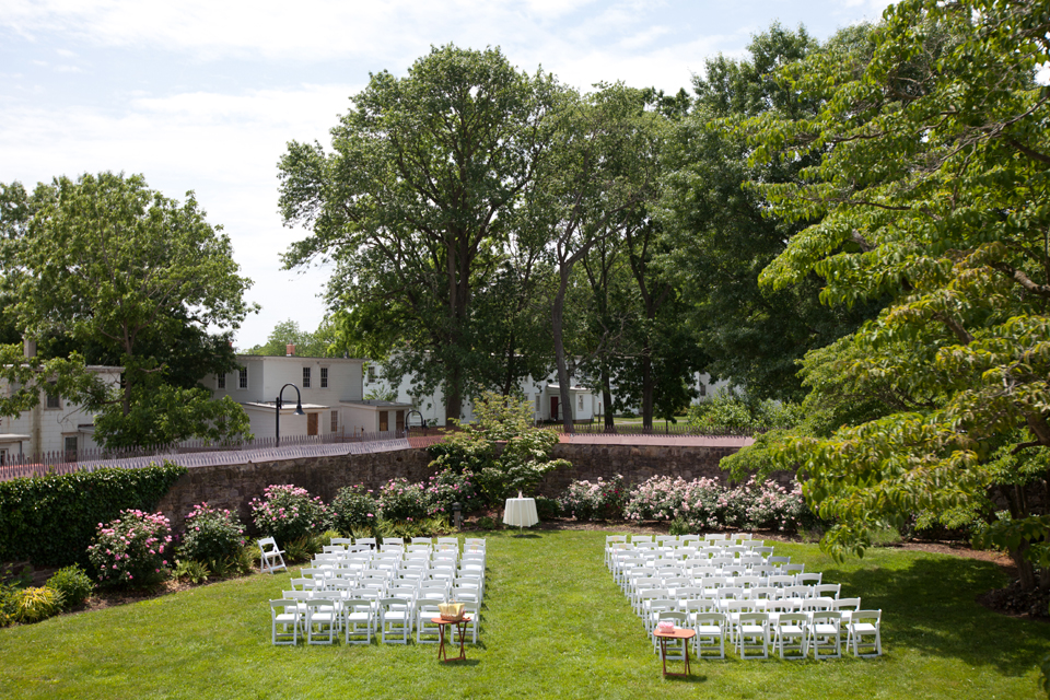 Mansion Wedding Ceremony Set Up P5260351wedding Tent Lawn 2