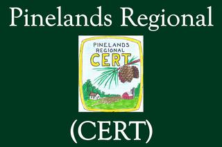 Pinelands CERT Logo