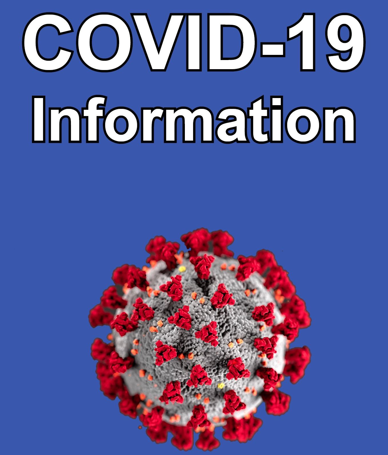 COVID-19 info- website