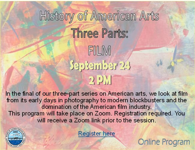 history of arts sept 24