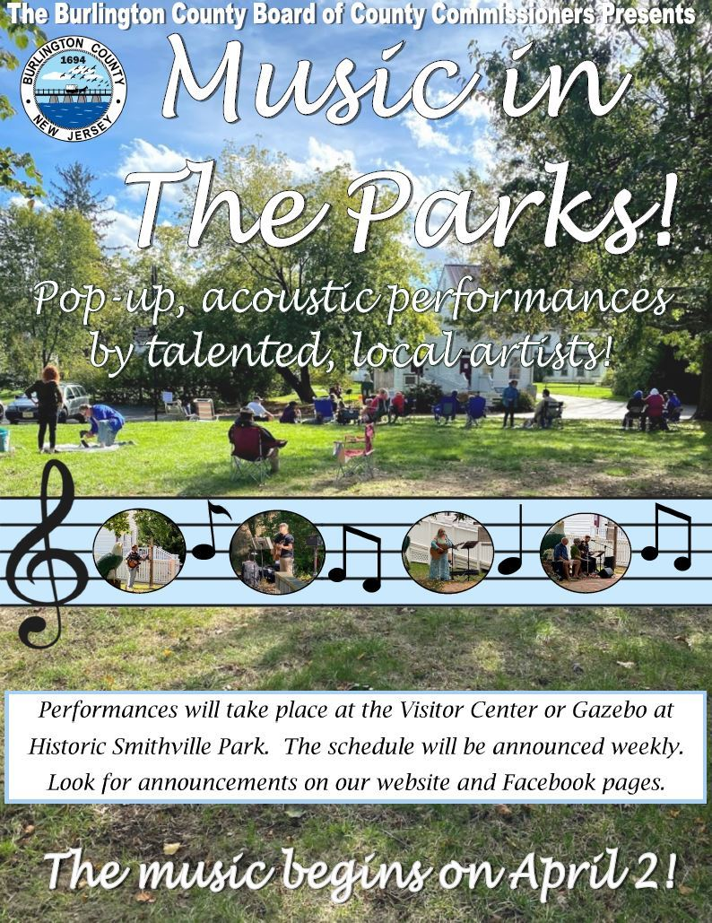 Music In the Parks 2021