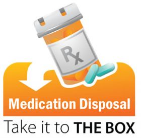 Med Disposal Logo