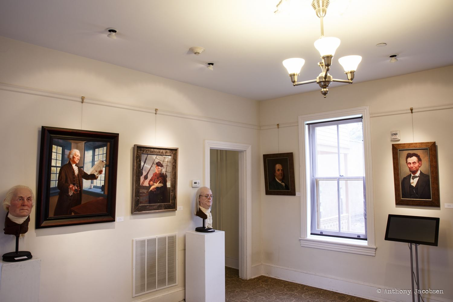Warden's House Gallery