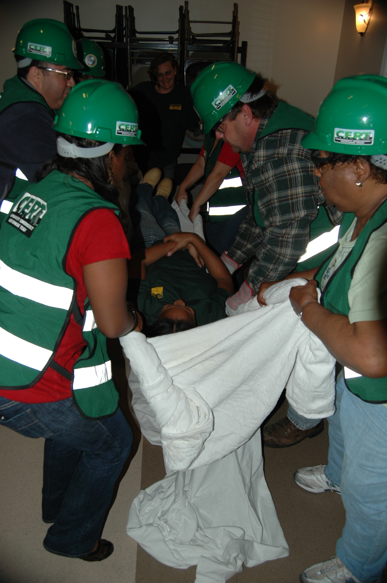 Basic CERT Training
