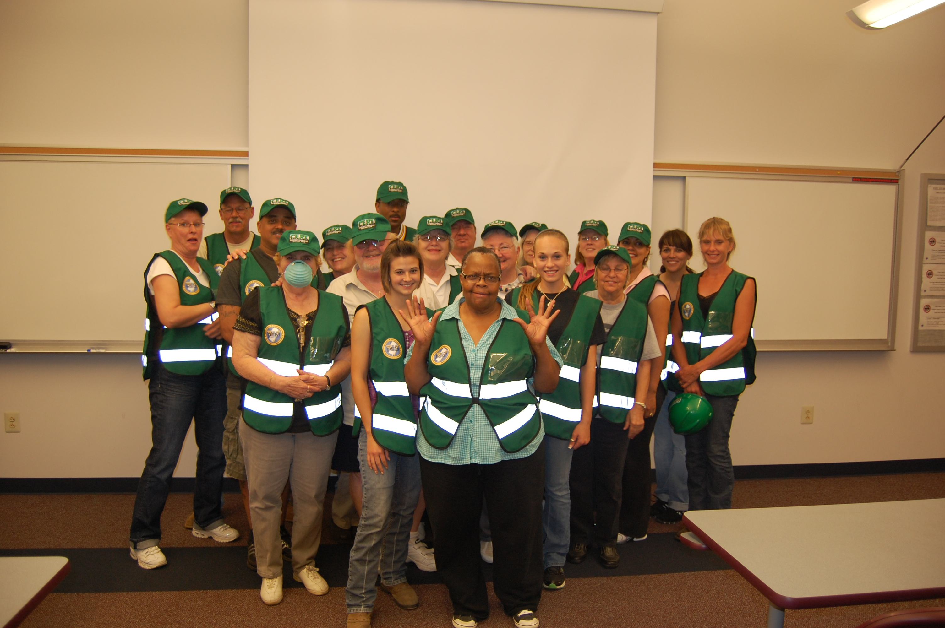 CERT Training Team